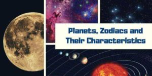 planets and zodiacs