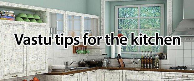 Vastu Tips for the Kitchen