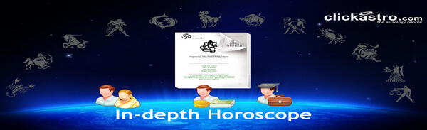 complete horoscope with career marriage and life predictions