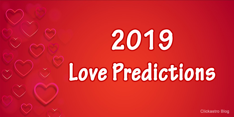 2019 love horoscope