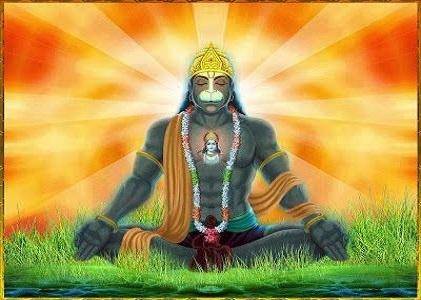 lord hanuman sloka