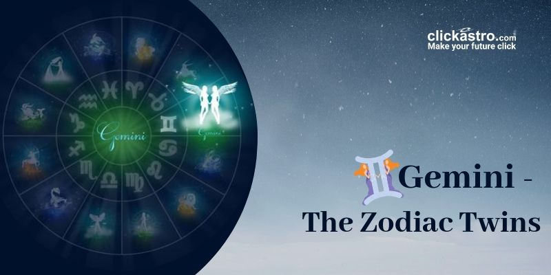 Facts about Gemini Zodiac Sign- The Happy Twins | Astrology