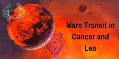 mars transit in cancer