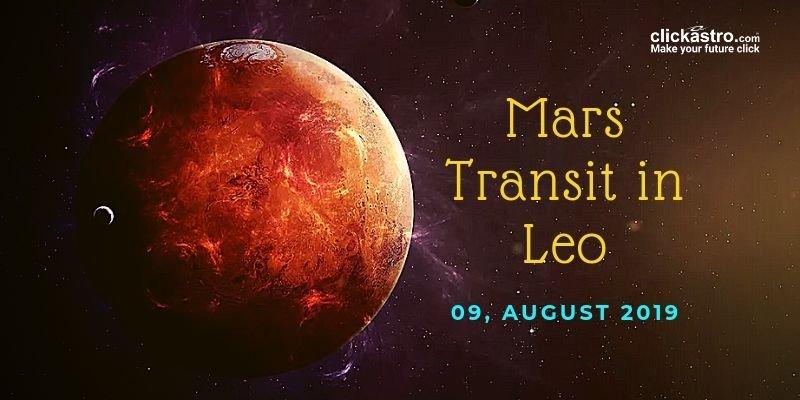 mars transit in LEO