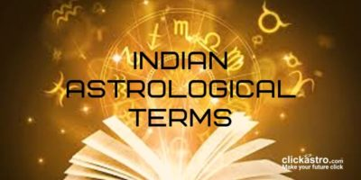 Indian Astrological Terms