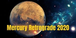 Mercury retrograde 2020