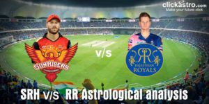 IPL Predictions - SRH vs RR