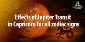 jupiter transit in capricorn