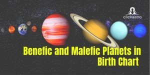 planets in birth chart