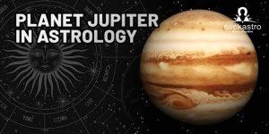 Planet Jupiter in Astrology